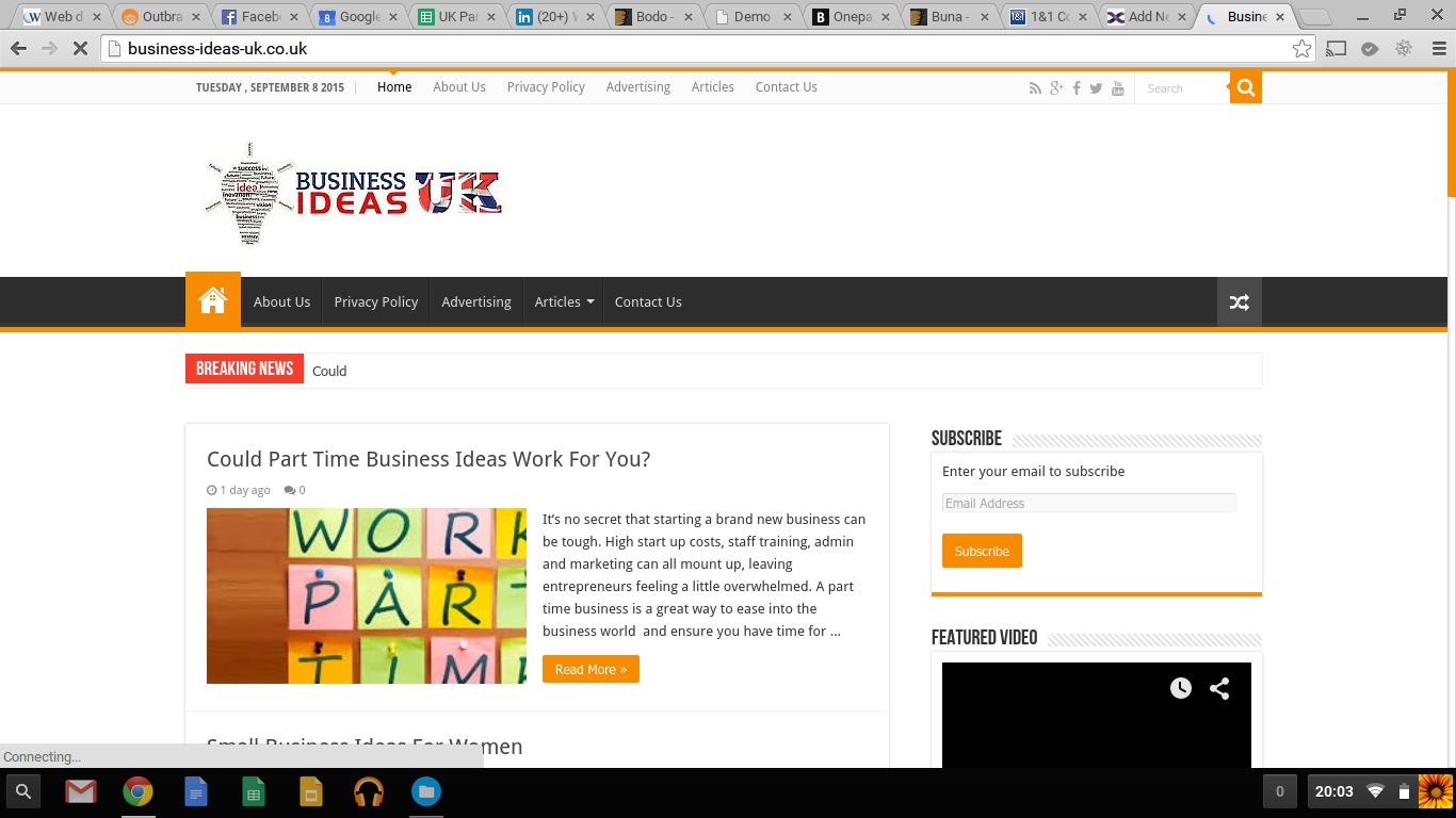 Business Ideas UK